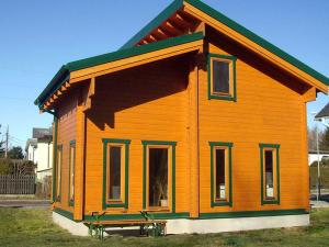 Blockhaus Kubis