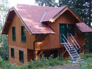 Fertigteilhaus Lenk