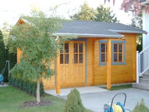 Gartenhaus Claudia