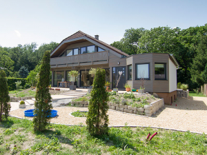Tattendorf ház