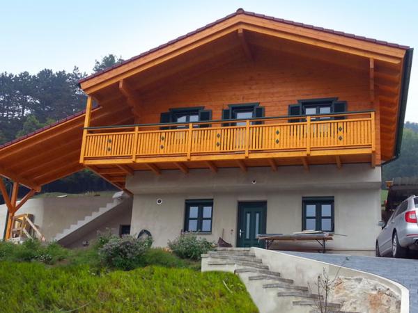 Blockhaus Waldegg